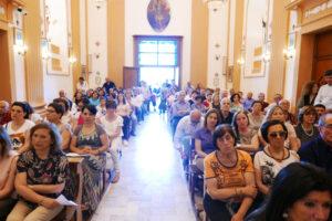 Pentecoste al Santuario della Madonna delle Croci di Monreale