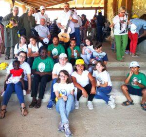 Festa del grano in Missione, la giornata di festa e convivenza a Tagliavia