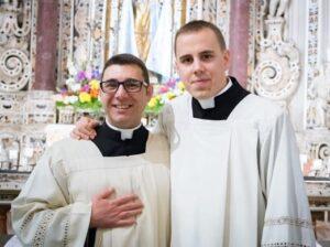 Due nuovi Diaconi arricchiscono la Chiesa monrealese.