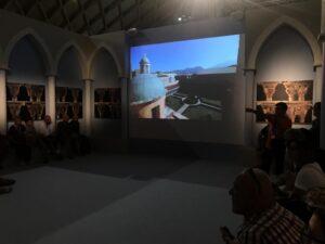 Caterina Passarella: la mia esperienza del bello spiegando la mostra al Meeting