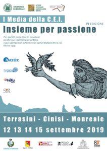 """""""I media per la CEI. Insieme per passione"""". Quattro giorni di dibattiti e confronti a Terrasini. Ce ne parla il Sindaco"""