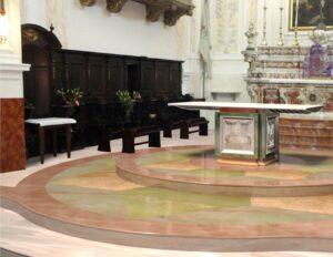'A chiesa di lu Parcu, alle sorgenti del fiume Oreto