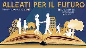 96° Giornata per l'Università Cattolica. Ne parliamo con Emmanuele Napoli