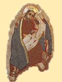 """""""Samaritanus bonus"""", cardinale Scola: di fronte alla morte bisogna guardare il Crocifisso."""